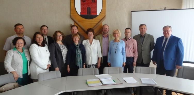 Panevėžyje įsteigta Vietos veiklos grupė