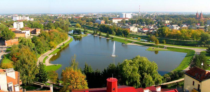 ATNAUJINTA Panevėžio miesto vietos veiklos grupės vietos plėtros strategija