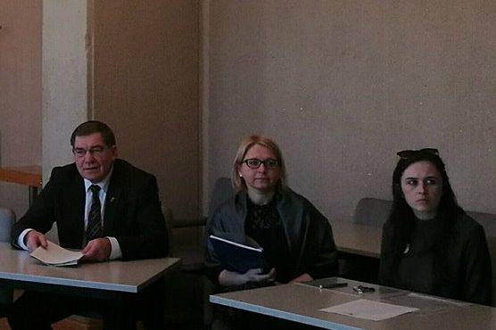 2018 m. kovo 19 d. įvyko asociacijos valdybos narių susirinkimas